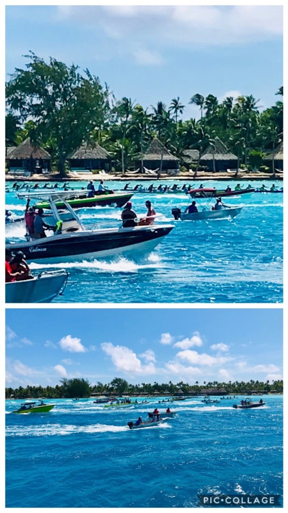 Solo Outrigger Event