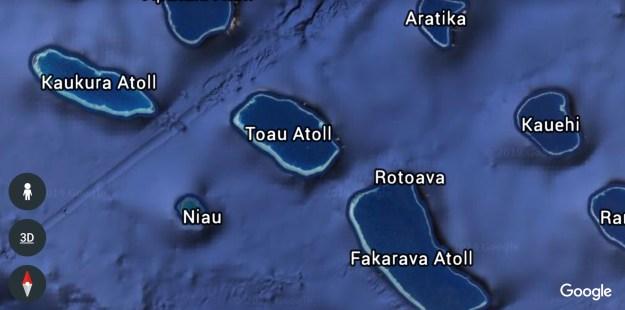 Google Earth Islands
