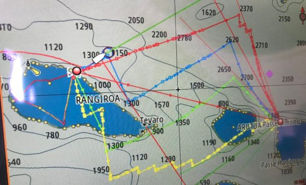 Predict Wind Suggested Routes