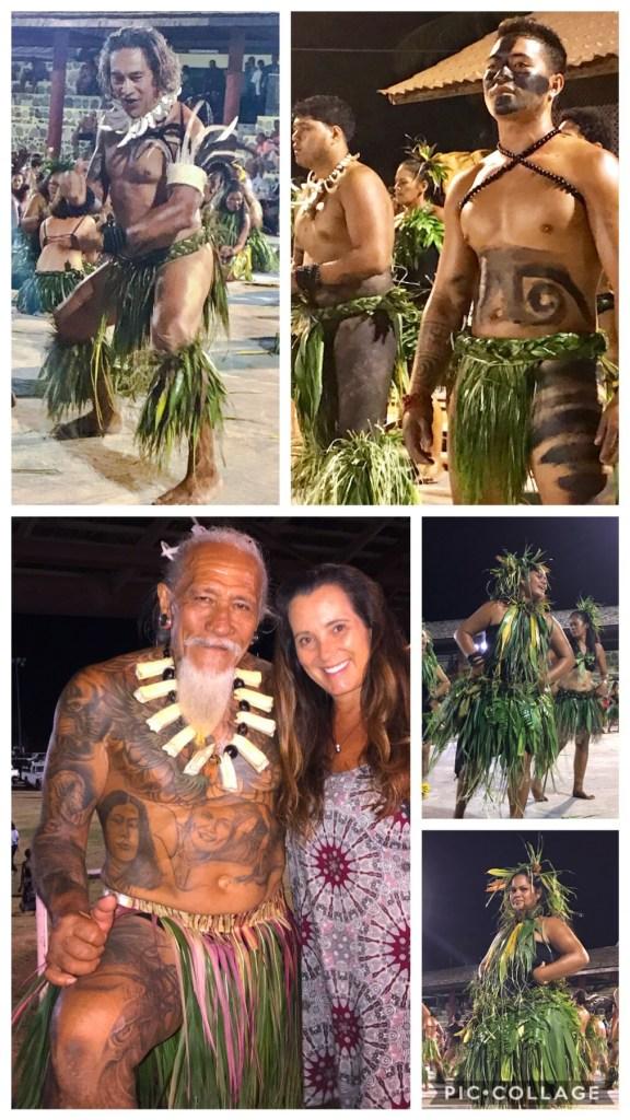 Dancers from Ua Pou