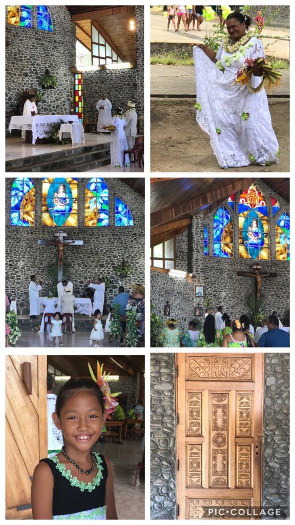 Wedding island style