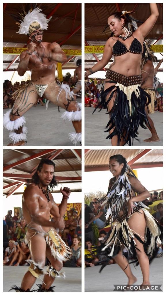 Rapa Nui Dancers
