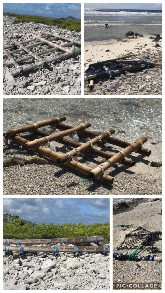 Parts to Fishing Traps