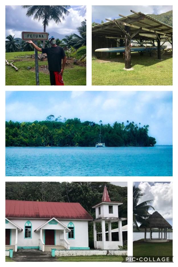 Baie Haio, Raiatea