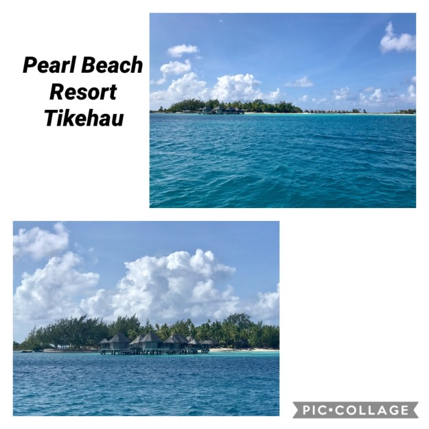 Pearl Beach Resort Tikehau