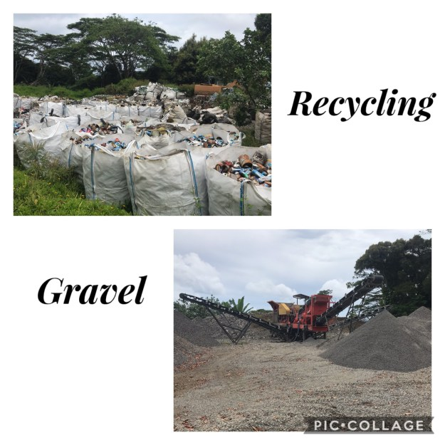 Gambiers Recycling