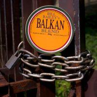 DAN Tobacco BILL BAILEY'S BALKAN BLEND(ダンタバコ バルカンブレンド)