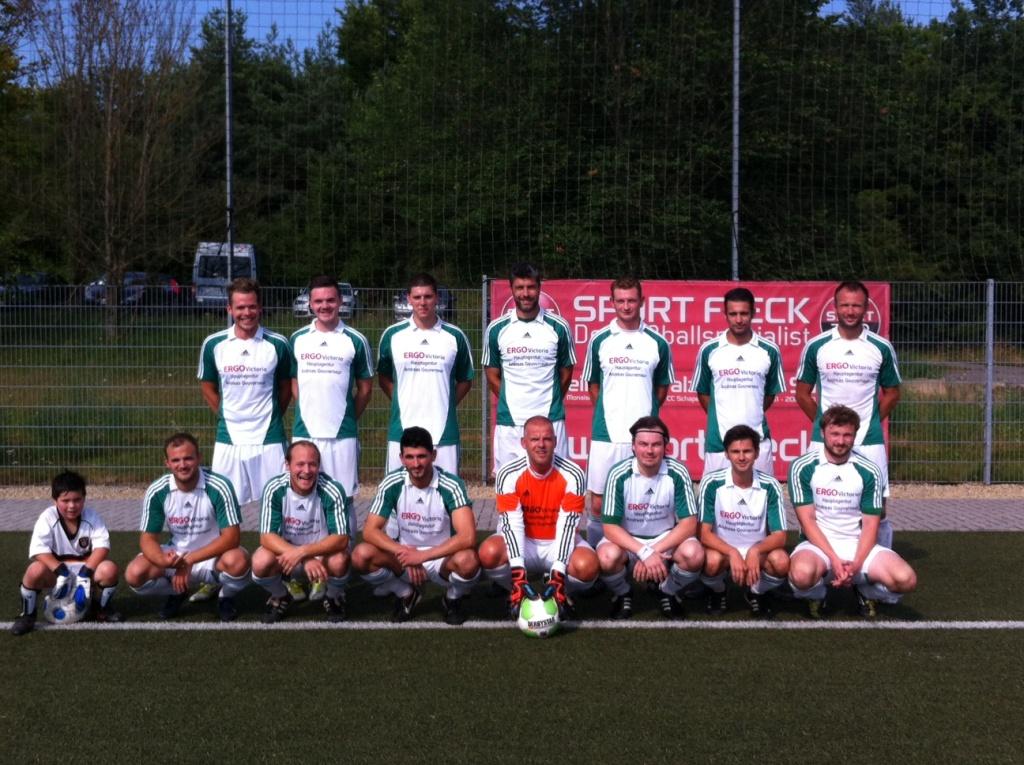 1. Mannschaft 2013/2014
