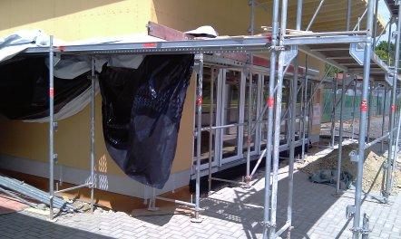 Clubhaus Neubau