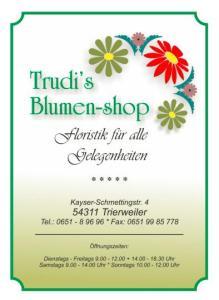 Trudis Blumenshop