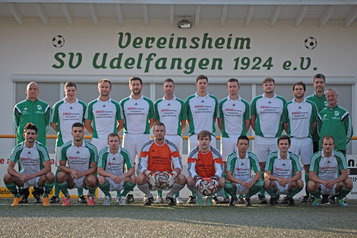 1. Mannschaft SV Udelfangen