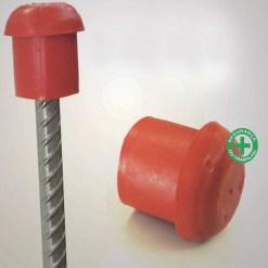 Protetor para Ponta de Vergalhão - Modelo AP