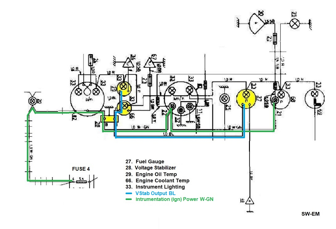 2008 Equinox Door Wiring Harness likewise 2003 Envoy Center Console Wiring Diagram together with Problem Sa Rasvjetom I Podizacima Stakala U Golf 4 moreover Sun Super Tachometer Ii Wiring in addition 1973 1980 Chevy Gmc Truck Vin Decoder Chart. on gmc mirror wiring diagram