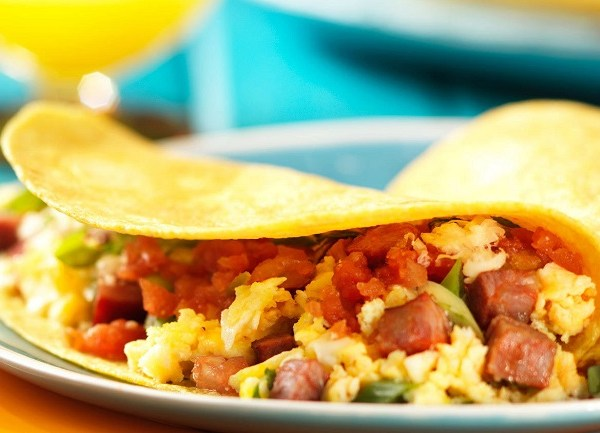 Swabbies Breakfast Tacos
