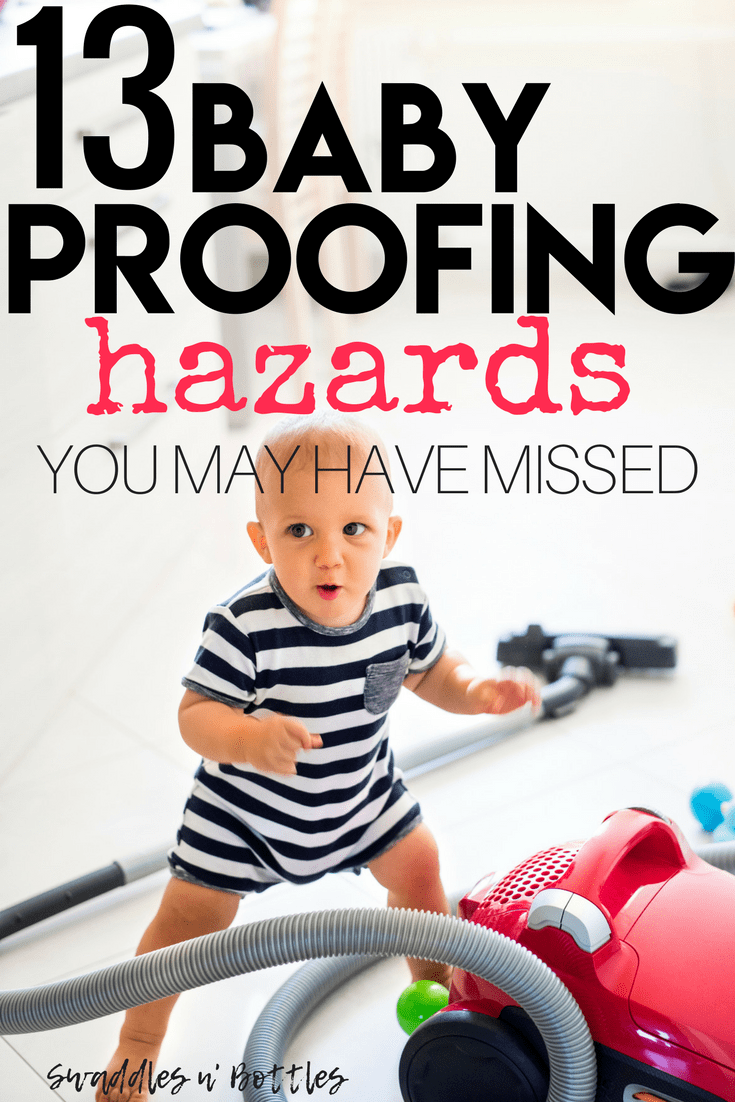 The most commonly forgotten areas of baby proofing. I definitely had not thought of my purse as a baby hazard! But it definitely can be! A must read list for all new and expectant mamas!