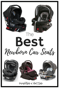The 5 Best Car Seats of 2017