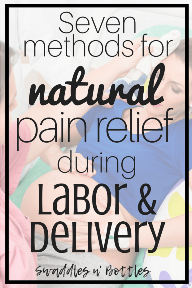 7 Methods for Natural Pain Relief During Labor and Delivery