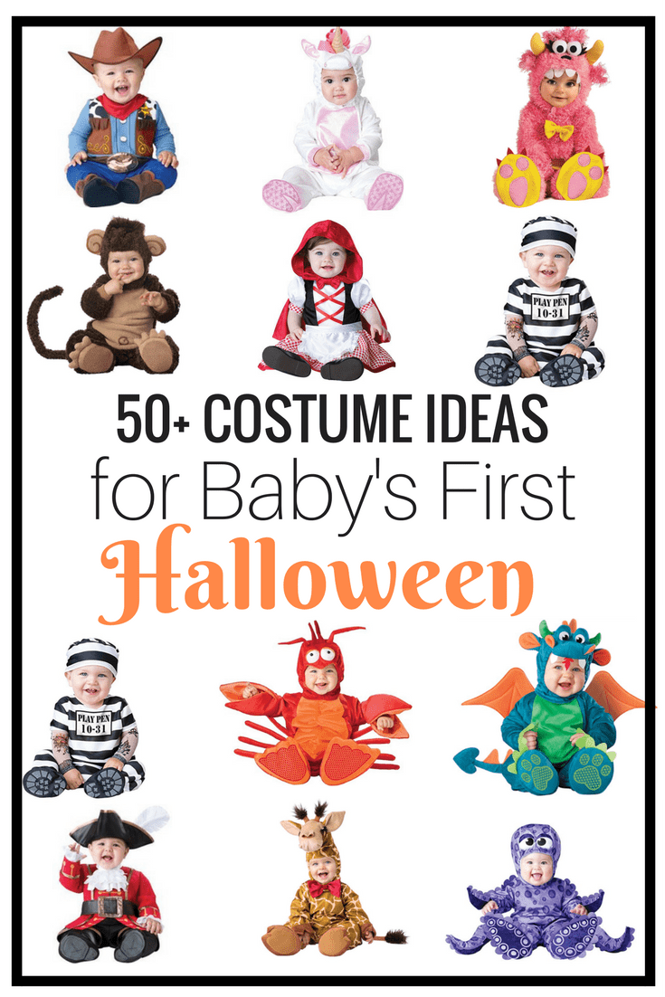 Baby's First Halloween Costume Ideas