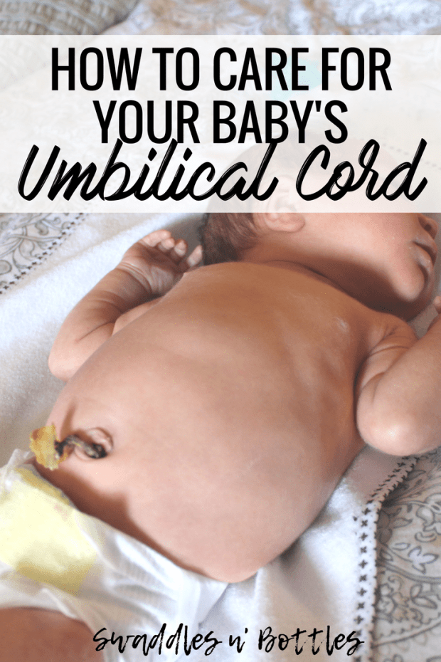 how to clean your babys umbilical cord