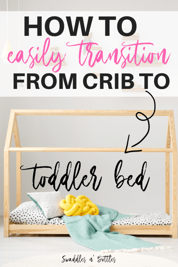 6 Tips to Help Transition From a Crib to a Toddler Bed