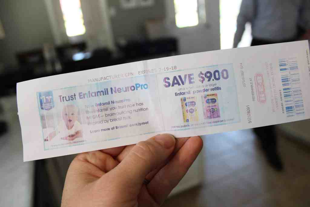 How to get coupons and discounts for formula