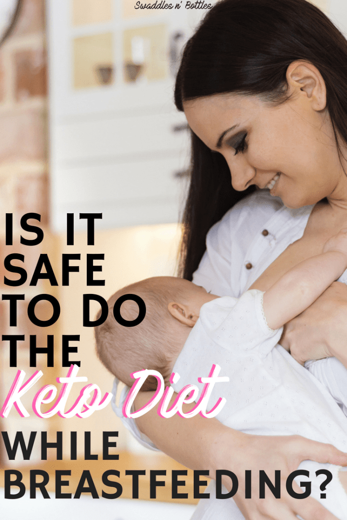 Keto and Breastfeeding: Will it Hurt your Milk Supply?