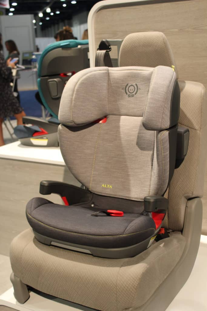 The new Alta Booster Seat by Uppa Baby