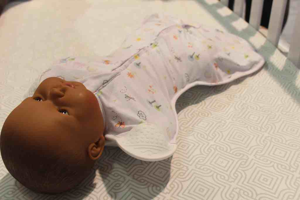 New Self Soothing Swaddles from Halo