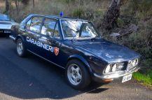 Alfetta Sedan with 2.5 V6