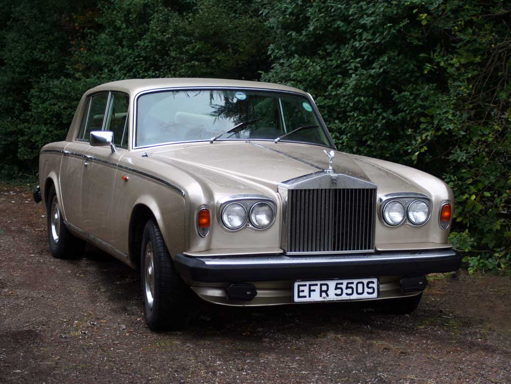 Image result for silver shadow rolls royce pictures