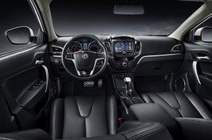 MG5 Concept Interior