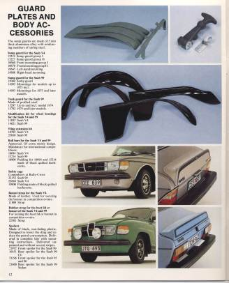 Saab Sport and Rally Page 12