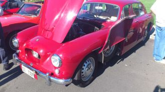 Bristol 2000 at Classics By The Beach, Hobart