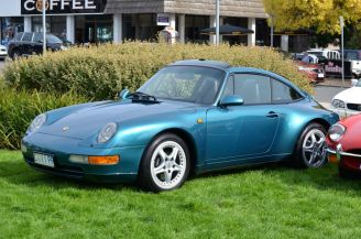 Porsche 993 - collectable