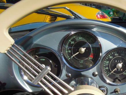 Porsche Spyder Tachometer