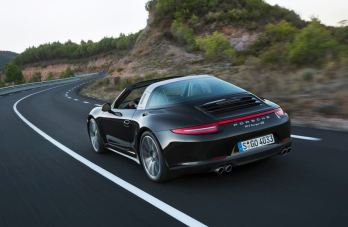 991 Porsche 911 Targa 4S - 5