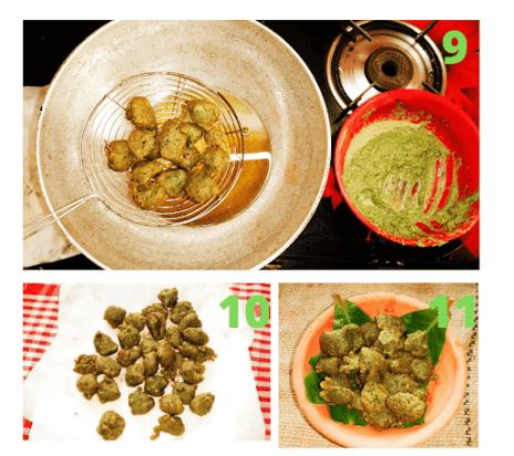 Recipe step 3