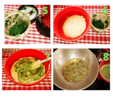 recipe step 2