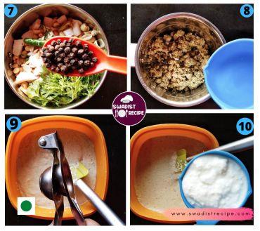 Coconut Chutney Recipe Step 3