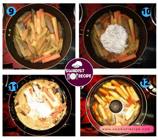 Avail Recipe Step 4