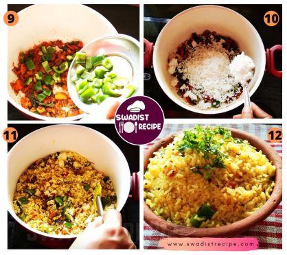 Masala Bhat Recipe Step 3