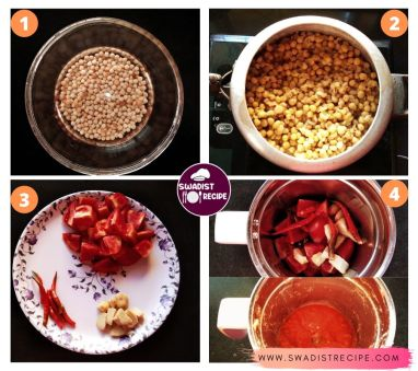 Matar Ki Sabjee Recipe Step 1