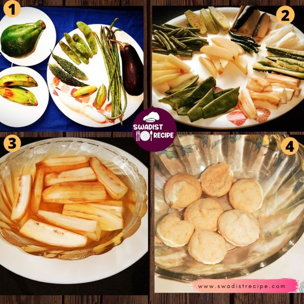Reccipe Step 1