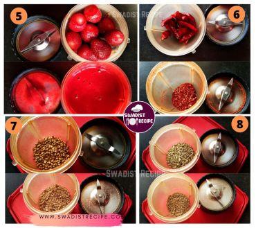 Strawberry Chutney  Recipe Step 2