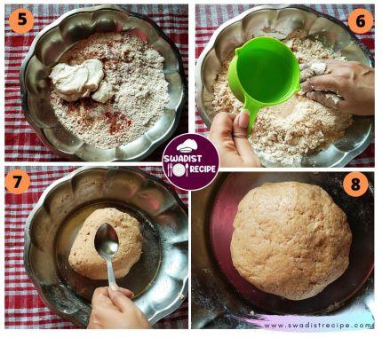 Bedmi poori Recipe Step 2