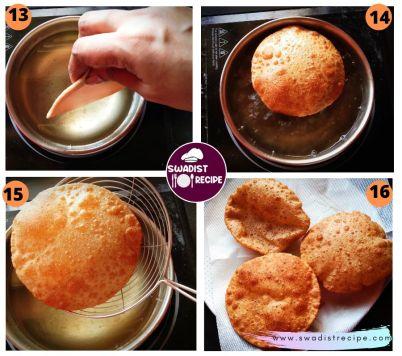 Bedmi poori Recipe Step 4