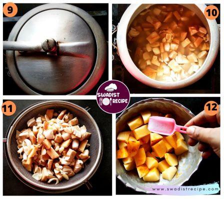 Kathal ki sabzi Recipe Step 3