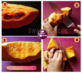 Pumpkin Soup Recipe Recipe Step 1