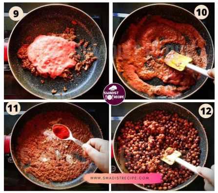 Satvik kala chana curry Recipe4