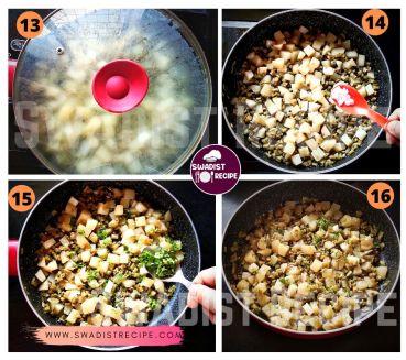 satvik Barabati alu ki sabzi Recipe Step 4